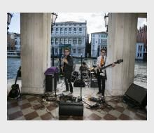Rolling Carpets perform at Palazzo Grassi on the occasion of Teens Night (20/06/2015) ph: © Matteo De Fina