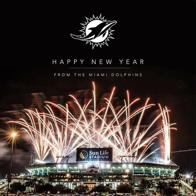 happy new year miami dolphins pinterest miami dolphins dolphins and miami