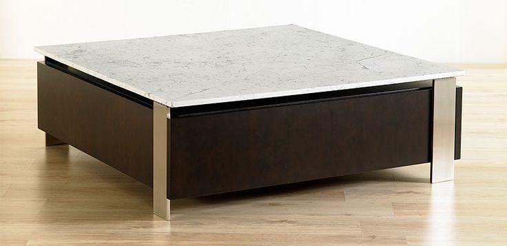 Mesa enchapada -- Características: Mesa de recepción enchapada en formica con tablero de vidrio. Infórmate más sobre este mueble dándole clic a la imagen.