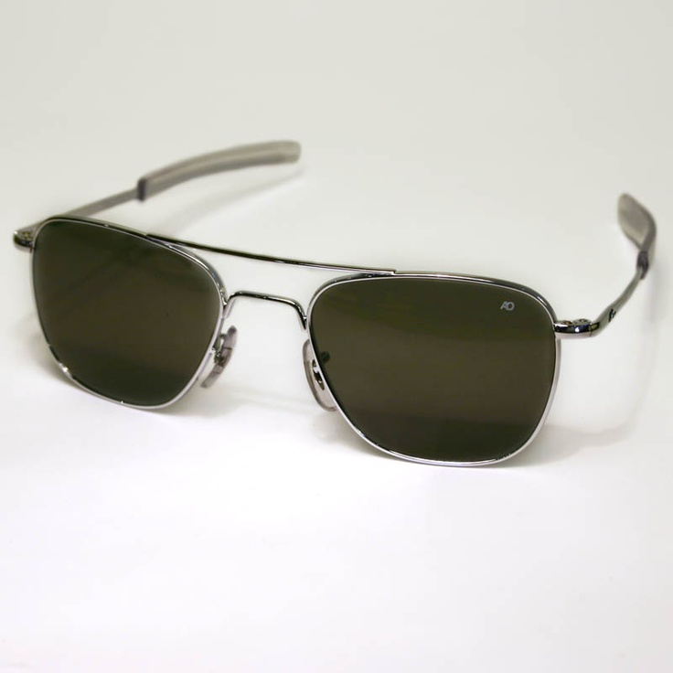 American Optical - Original Pilot Silver