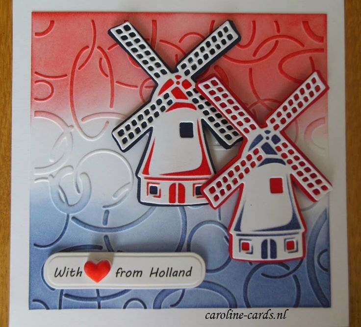 Caroline Cards: #Marianne Design With ♥ from Holland