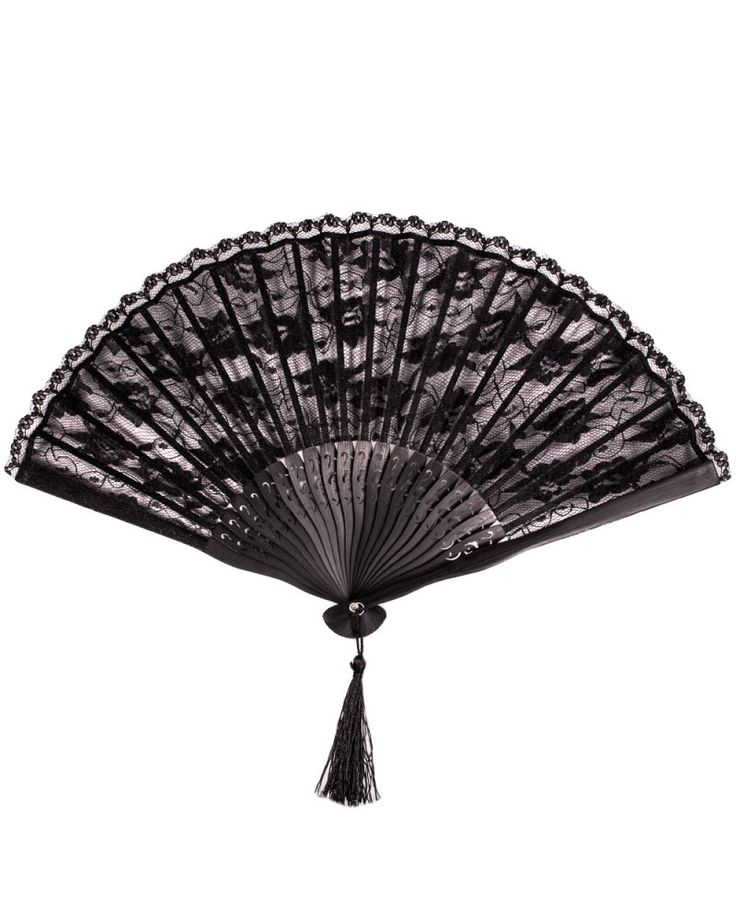 Fantasmagoria | Black Palace Fan  - Tragic Beautiful buy online from Australia