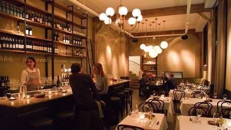 Restaurant Breda Singel 210 Amsterdam