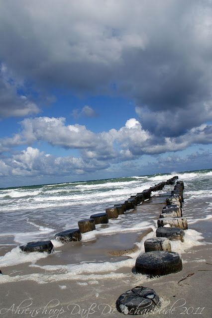 Ahrenshoop - Baltic Sea - Germany