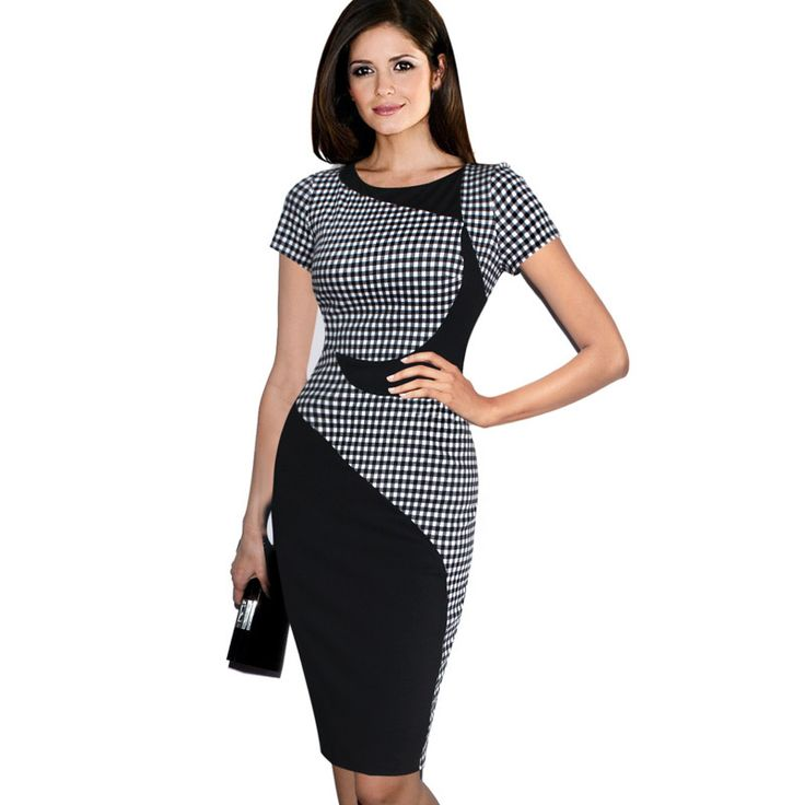 Black dress cheap 556