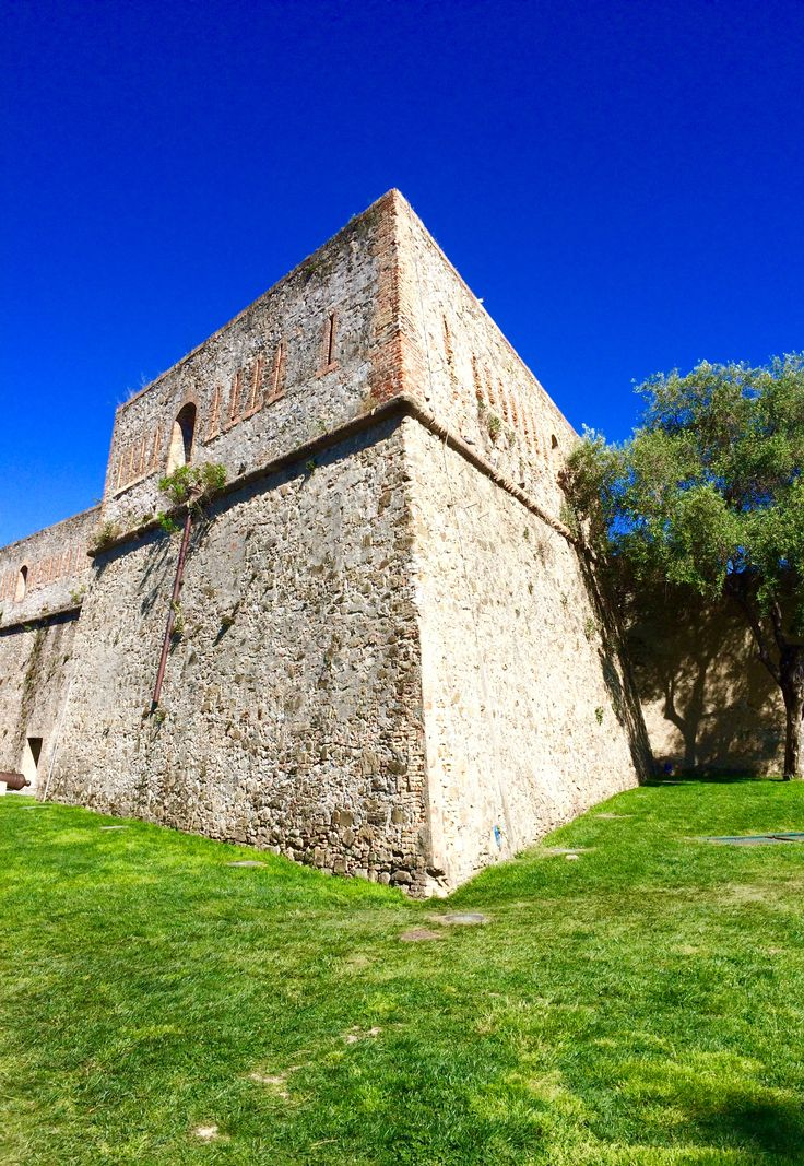 Forte Santa Tecla Sanremo Italy