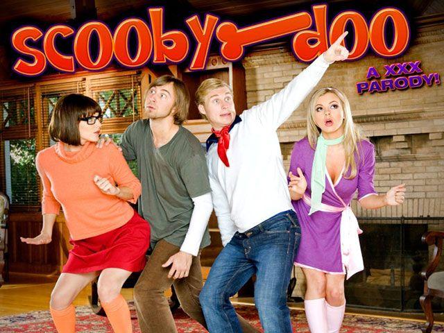 scooby doo xxx parody part 1