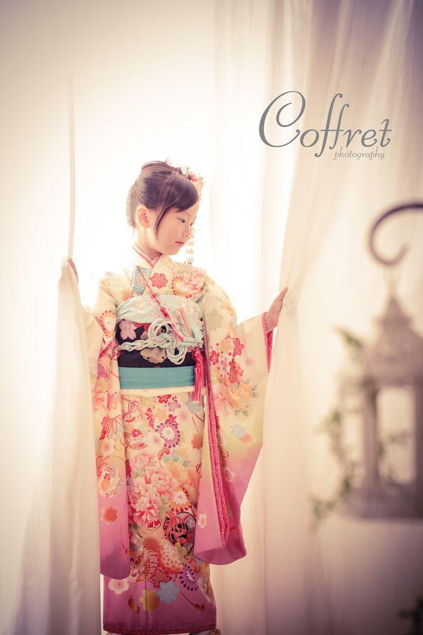 先日のお客様*Kちゃん&Aくん*|Coffret photography staff blog