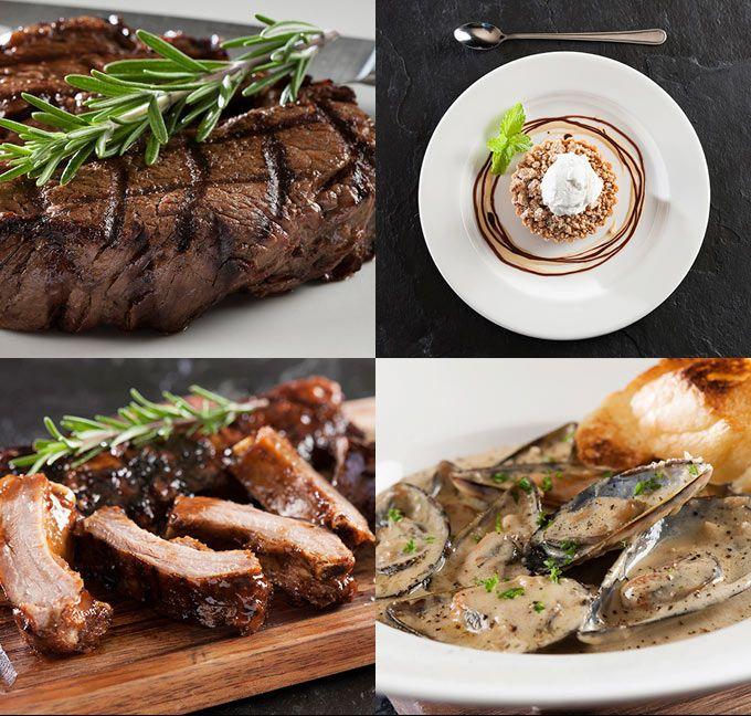 The Hussar Grill à Camps Bay, pour les amateurs de viande. http://www.hussargrill.co.za/