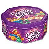 Nestle Quality Street Chocolates 815g Tin