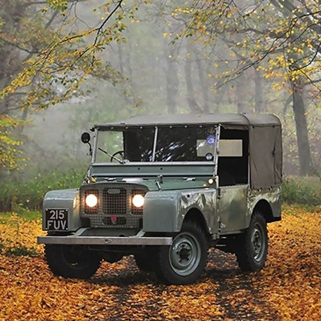 Land Rover Series 1 #Cars #Speed #HotRod