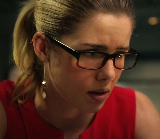Arrow Felicity Smoak Wave Long Industrial by CositasCreativas