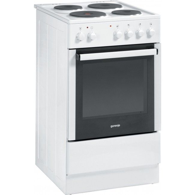 Gorenje E52108AW 50cm Electric Cooker | Buy online at best price £195.25