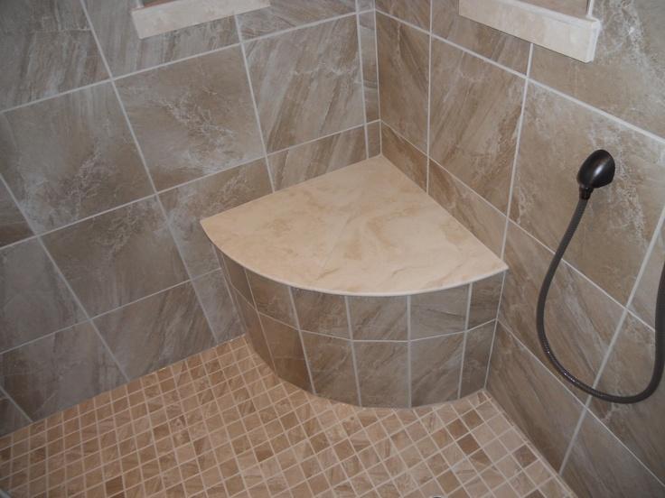 1000 images about bathroom on pinterest recessed shelves mosaic bathroom and built ins. Black Bedroom Furniture Sets. Home Design Ideas