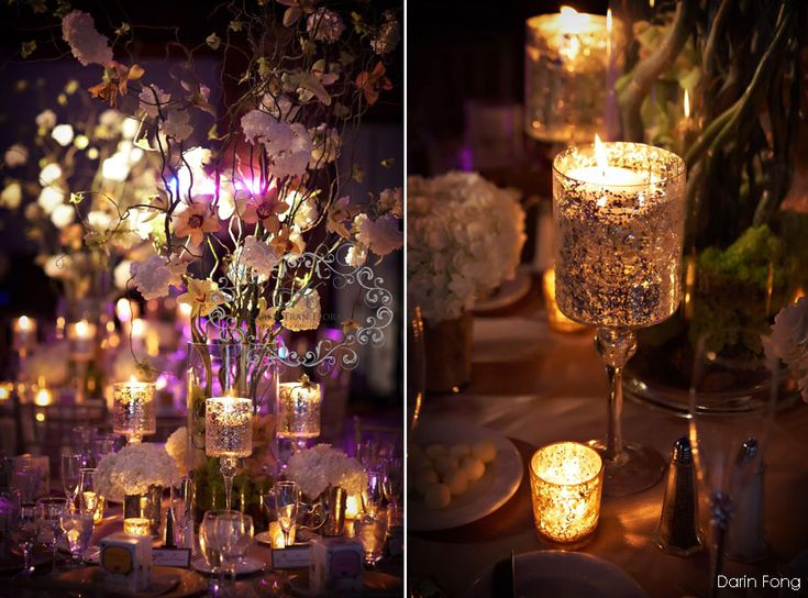 Enchanted Forest Wedding Theme Decorations | ... -inspired wedding: Loan and Eric Wedding at the Hotel Del Coronado