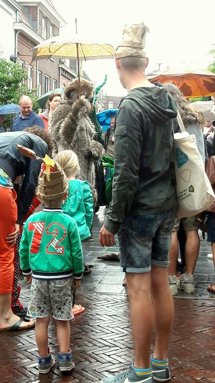 Street theatre festival June 2016