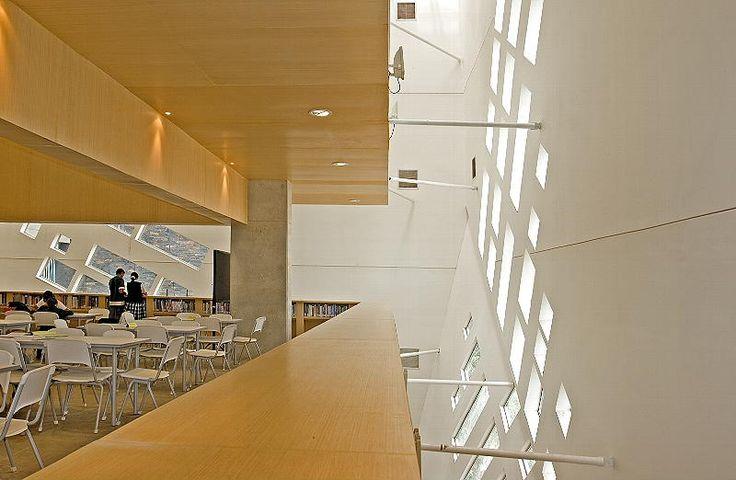 Biblioteca Parque España / Giancarlo Mazzanti