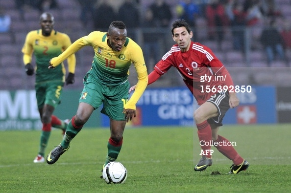 MEVOUNGOU, Patrick | Midfield | Admira Wacker (AUT) | no twitter | Click on photo to view skills