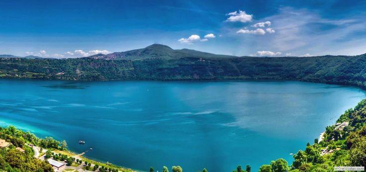 Lago di Albano (o di Castel Gandolfo)