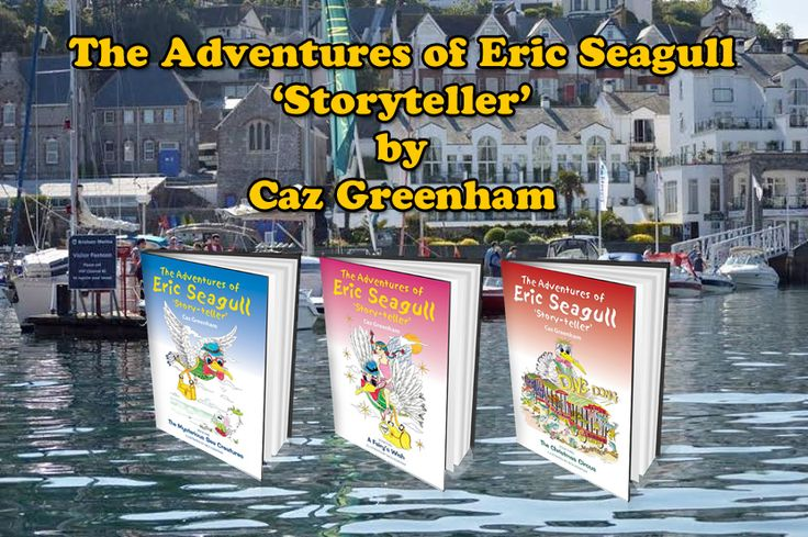 To Buy: Click the book link or cover Book 1 The Mysterious Sea Creatures When Norman Mail Pigeon arrives with a mysterious blue envelope addressed to Eric Seagull, Rock-Face Nest at St Mary's…