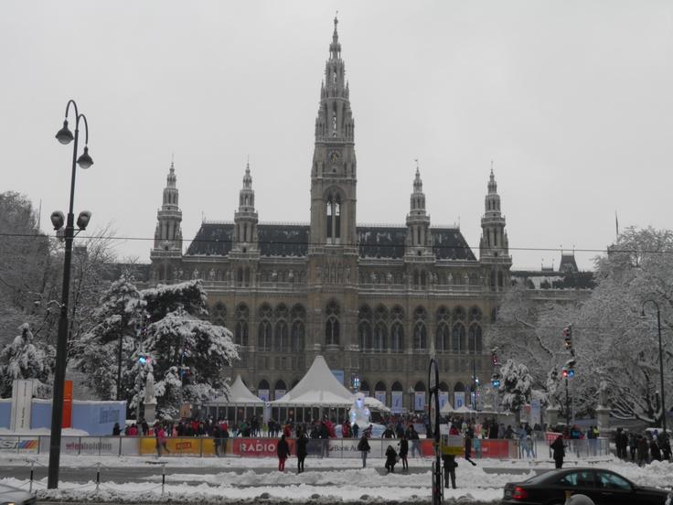 Rathaus - Vienna
