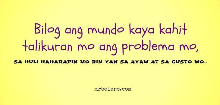 Tagalog Inspirational Quotes Tagalog Love Quotes Quotes Tagalog