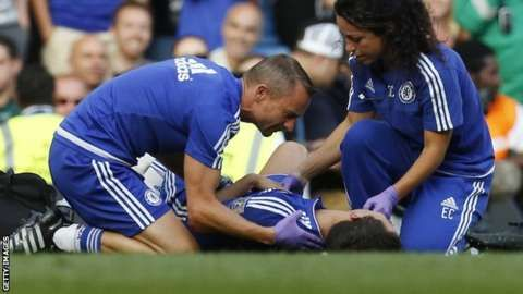 Welcome to Soul 2 Soul Mates Blog: Fifa medical chief to support Eva Carneiro in Chel...