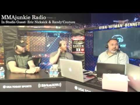 MMA Randy Couture on MMAjunkie Radio
