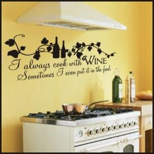 Best Wall Decals Images On Pinterest Kitchen Walls Kitchen - How do you install a wall decal suggestions