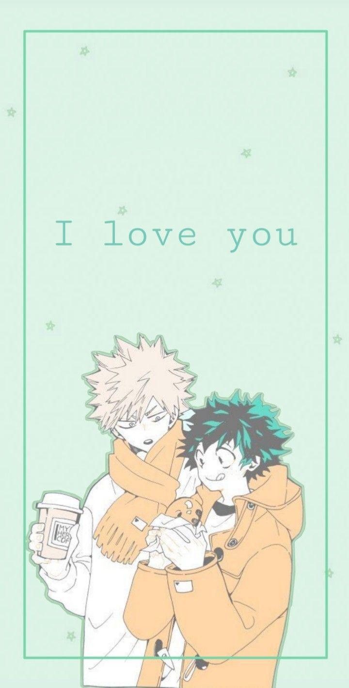 Cute Bakudeku Wallpaper 2 Hero Wallpaper Wallpaper Cute