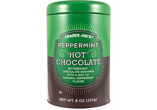 Trader Joe's Peppermint Hot Chocolate $4.99    #traderjoes #Peppermint #HotChocolate