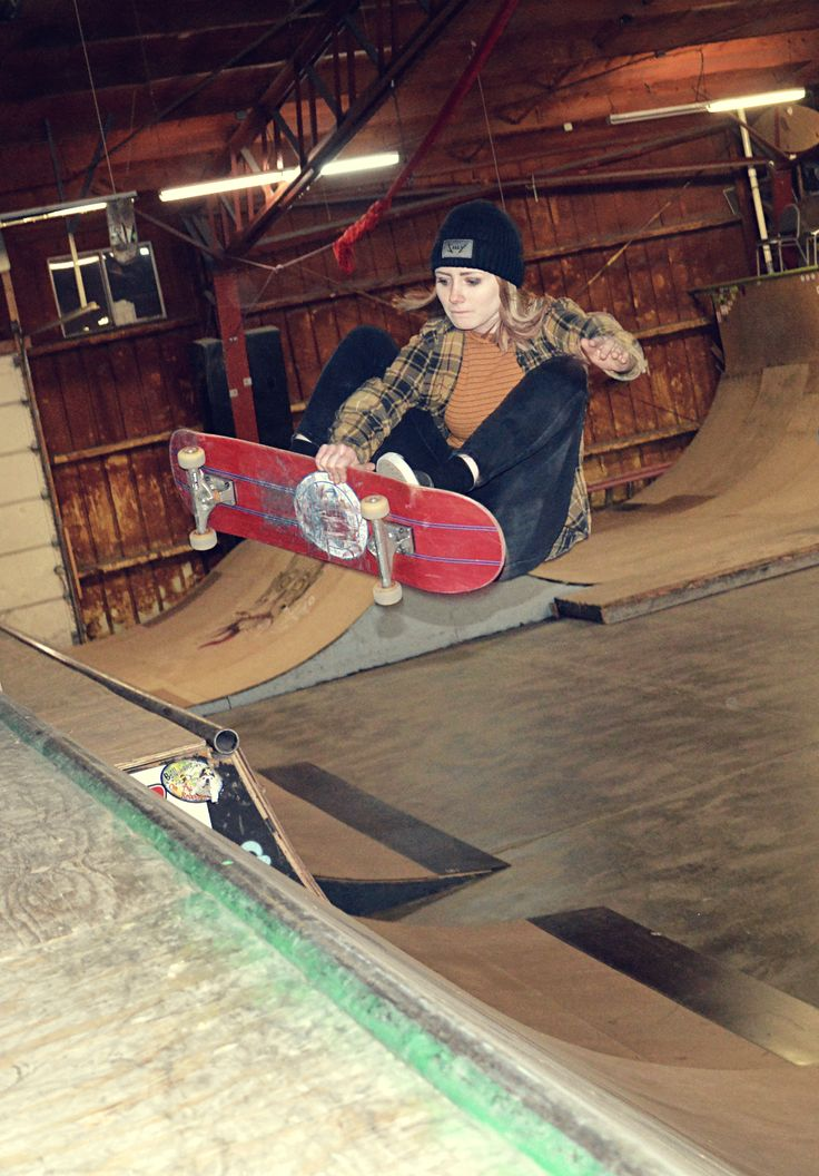 Skate Girl Shredding   #girlskate #sillygirlskateboards #skate #skatergirl #skateboarding #shred #air #Girlskaters