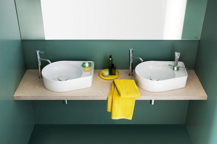 LAUFEN- Val line of sinks