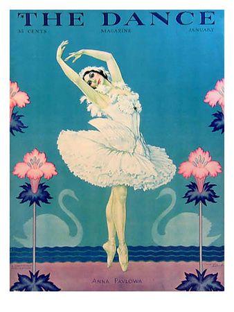 ver mais em bailarinos - arte vintage.