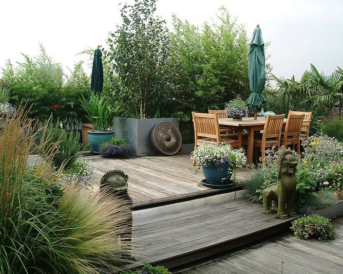 Roof+Garden+Designs | Home | The Galium Garden | Garden Services | Current Projects | Garden ...