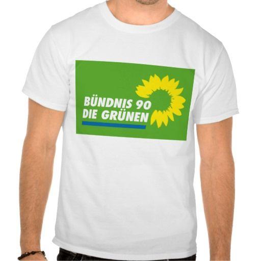 Bündnis 90/Die Grünen T Shirt