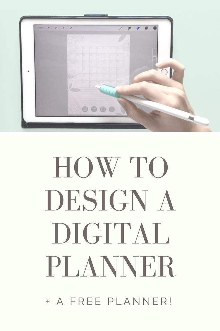 Learn How to Bullet Journal & Make Digital Planners on Your