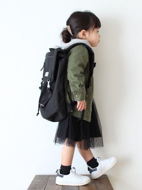 黒のチュールスカート♡ 見ての通り、チュールのふんわり具合がめっちゃかわいいです*(Ü*ૢ)* 身長