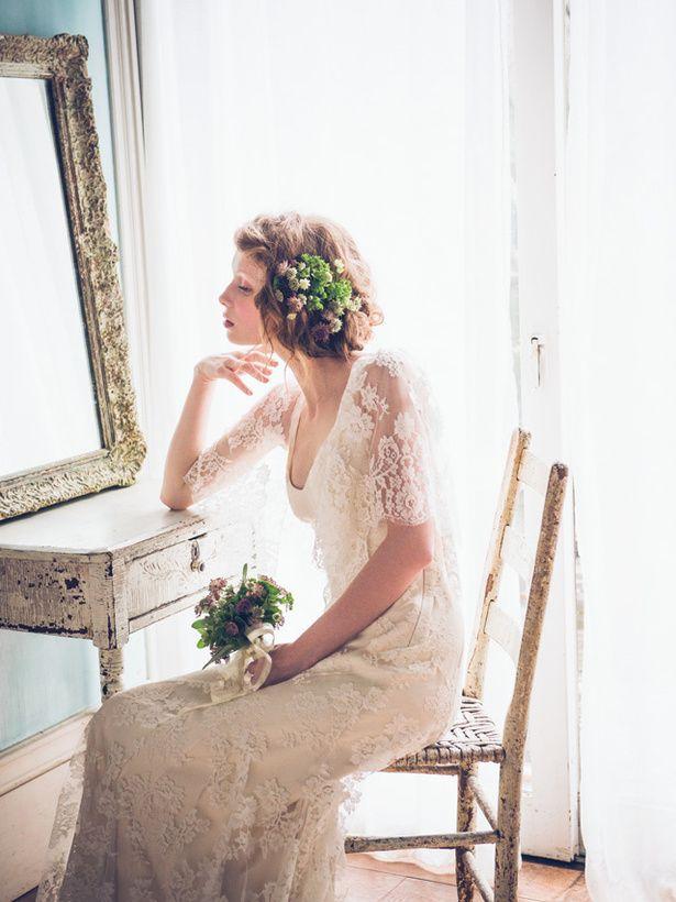 ミーチェ(Micie.) 野の花を摘んでブーケやヘア飾りに…そんなナチュラル感を