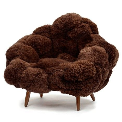 MODERN DESIGN| Campana Brothers | Bolotas Armchair,  | www.bocadolobo.com/ #modernchairs #chairideas