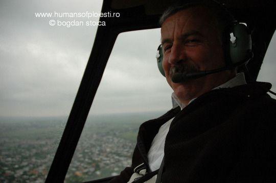 """""""Cu capul în nori şi cu gravitaţia la Pământ!""""  people, stories & photos - www.humansofploiesti.ro"""