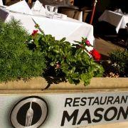 Restaurant Mason, based in Newcastle. Fabulous food & service.