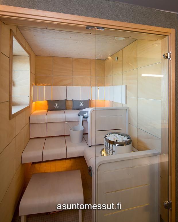 43 Drama Queen - Sauna | Asuntomessut
