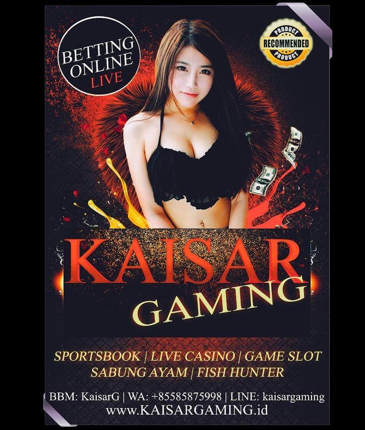 kaisargamingPromo Sportbook Kaisar Gaming - Bonus 100%