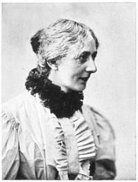 Gabriele Reuter - Vikipedi-Gabriele Reuter (8 Şubat 1859, İskenderiye, Mısır - 16 Ekim 1941, Weimar) Alman kadın edebiyatçı.  Aus guter Familie (İyi Aileden) (1895) ve Das Tränenhaus (Gözyaşı Evi) (1909) adlı romanlarında kadınların toplum içindeki hak ve durumlarını savunur.