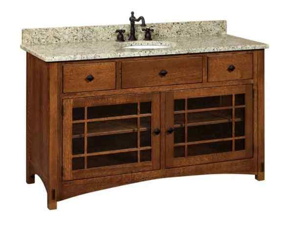 Amish Built Bathrooms : Best images about amish built bathroom vanities on