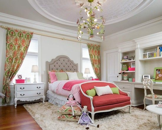Kids Built-in Window Seat Design, Pictures, Remodel, Decor and Ideas - page 13: Decor, Ideas, Bedrooms Design, Girls Bedrooms, Girl Bedrooms, Little Girls Rooms, Candice Olson, Girl Rooms, Kids Rooms
