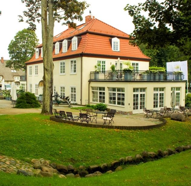 Dwór Oliwski Restaurant and terrace # Gdansk # Poland