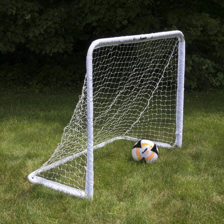 Amazon.com : Franklin Sports Steel Goal - Portable Net ...