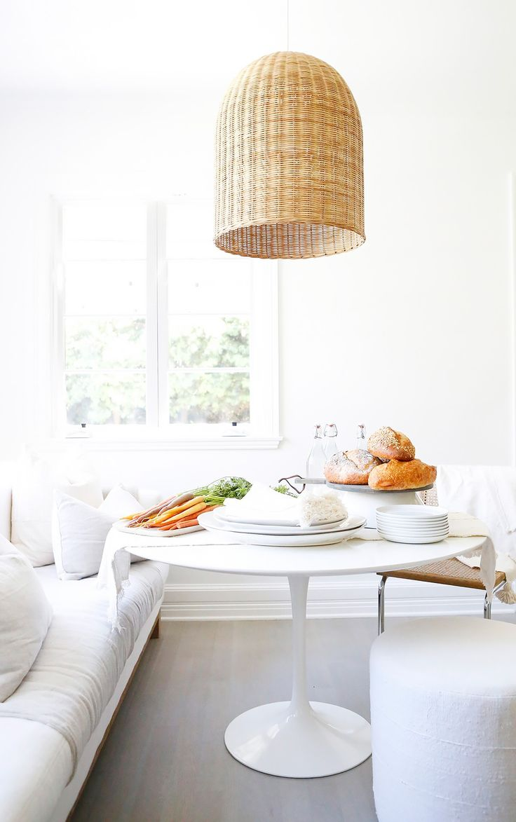 Exclusive: Inside Erin Fetherston's Bright and Airy L.A. Home via @MyDomaine